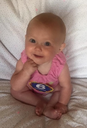 Emmy 6 months 3
