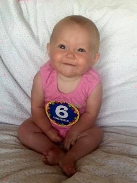 Emmy 6 months